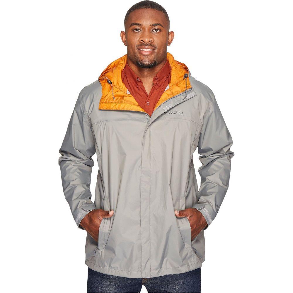 コロンビア Columbia メンズ ジャケット 大きいサイズ アウター【Big & Tall Watertight II Jacket】Boulder/Bright Copper