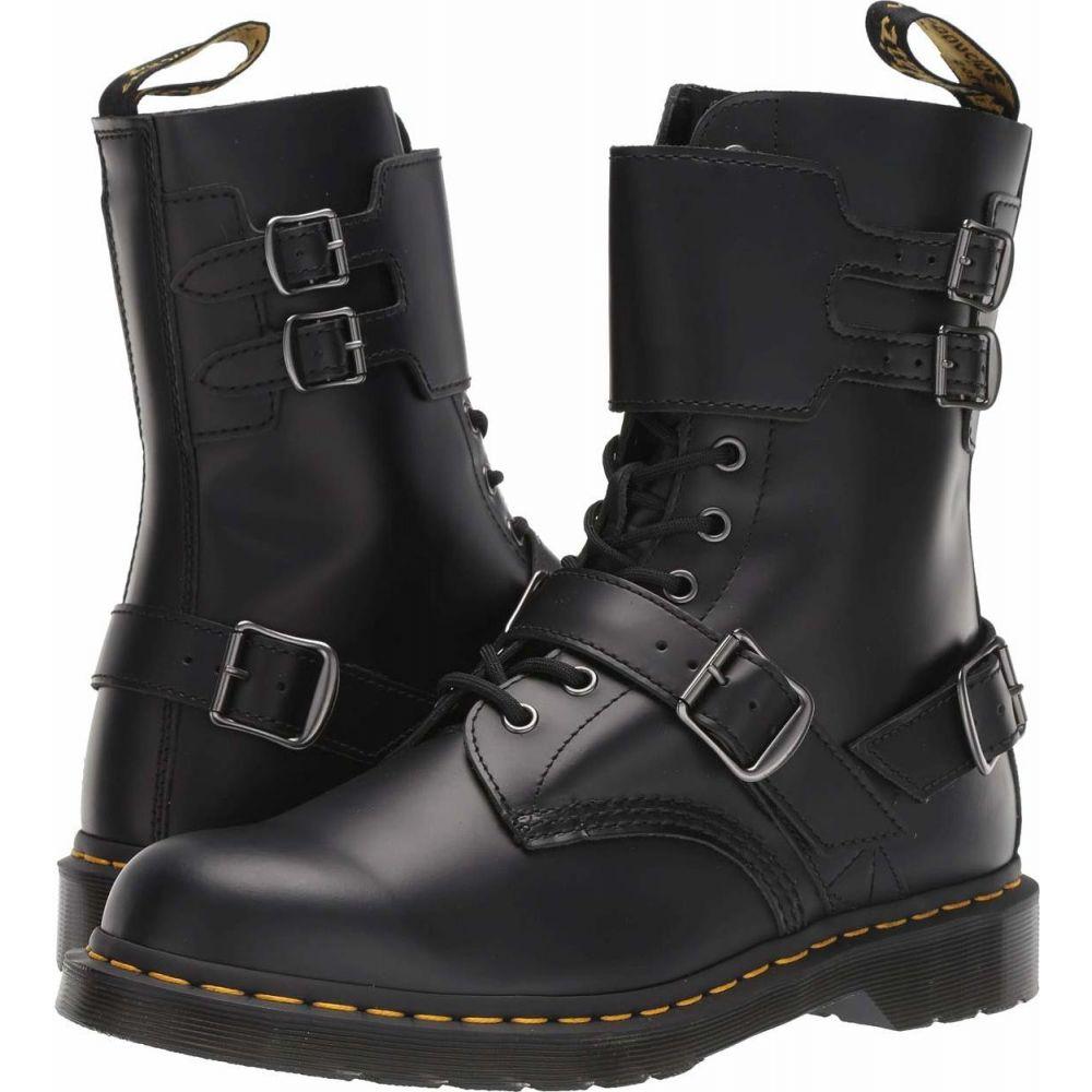 ドクターマーチン Dr. Martens レディース ブーツ シューズ・靴【1490 Joska Smooth】Black Smooth