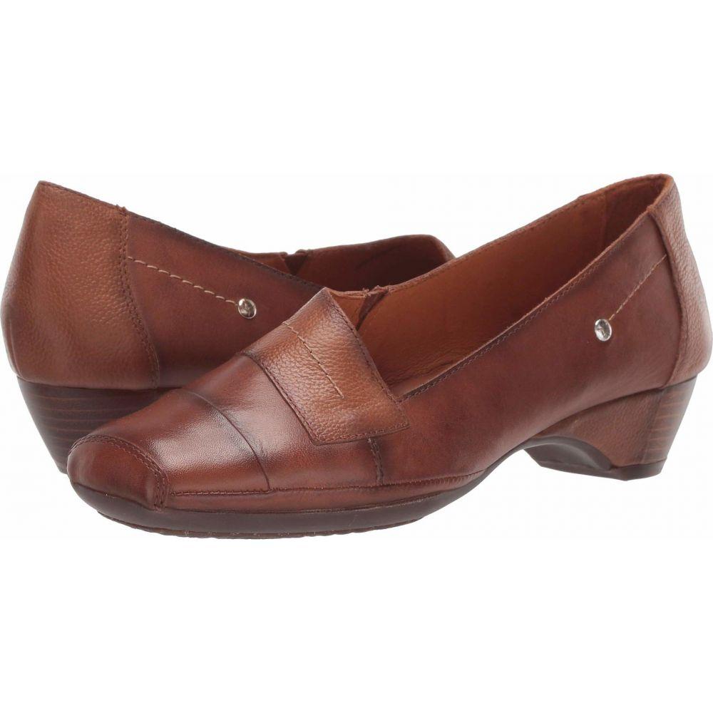 ピコリノス Pikolinos レディース パンプス シューズ・靴【Gandia 849-5926】Cuero