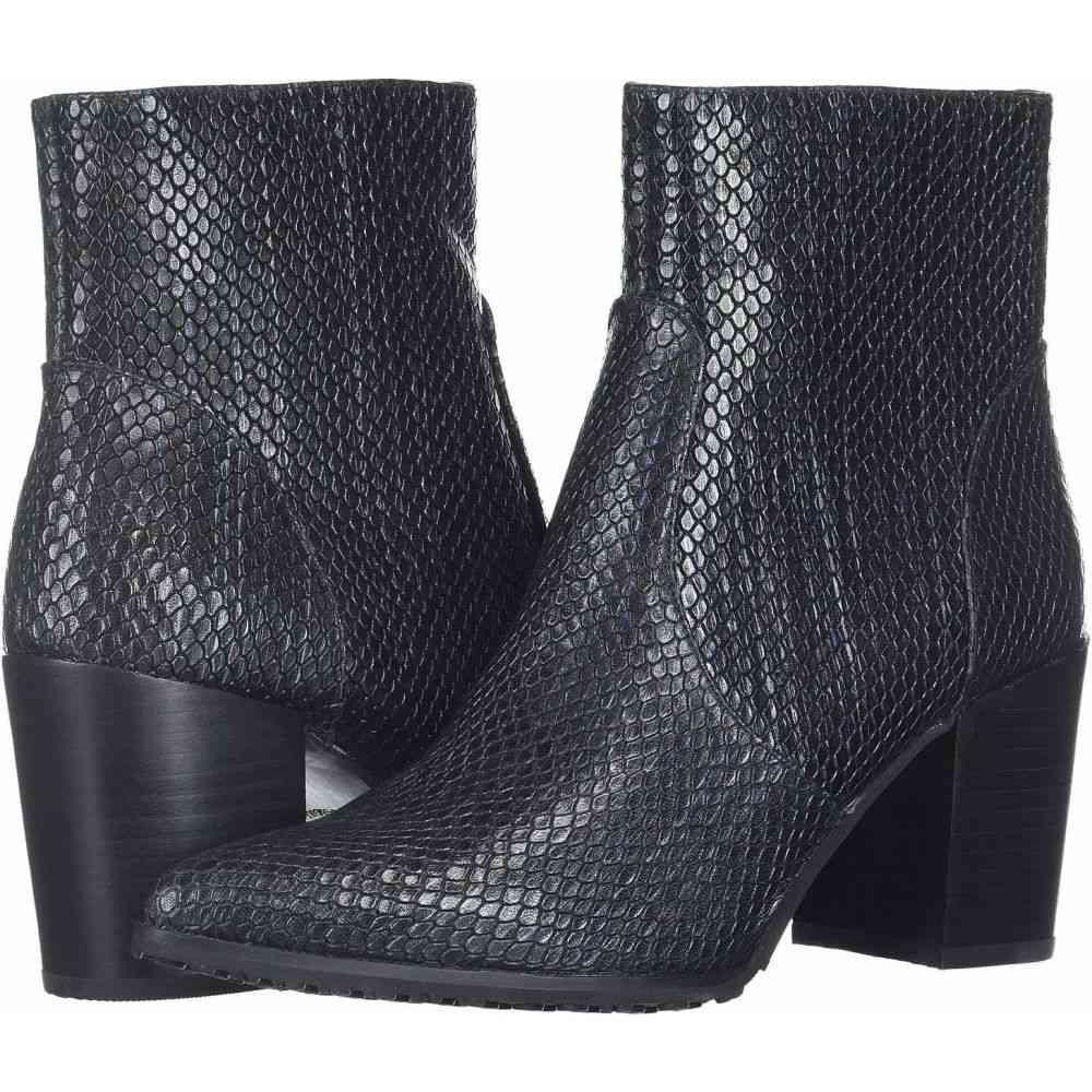ブロンド Blondo レディース ブーツ シューズ・靴【Tania Waterproof】Black Snake