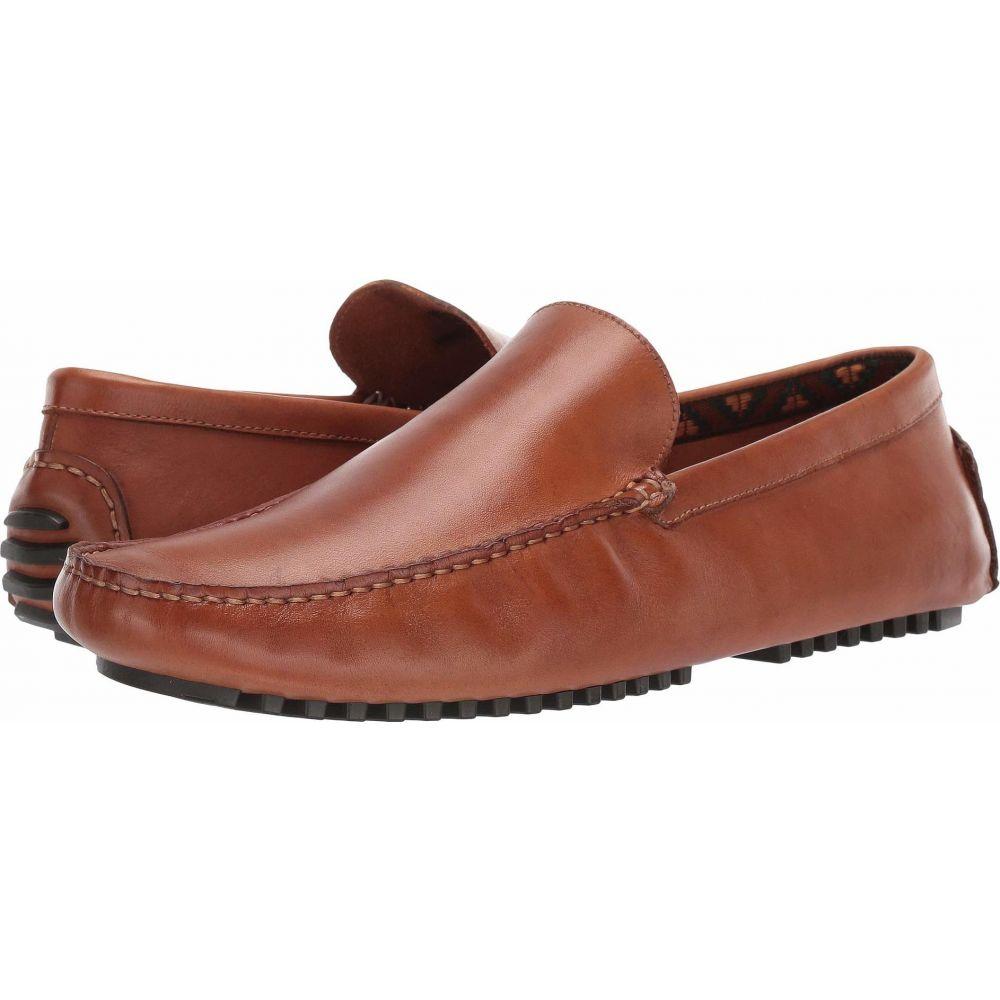 ドナルド プリナー Donald Pliner メンズ ローファー シューズ・靴【Vic】Saddle
