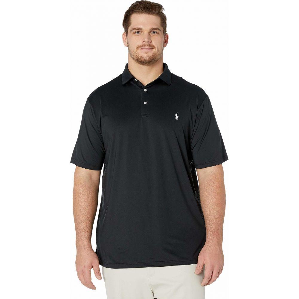 ラルフ ローレン Polo Ralph Lauren Big & Tall メンズ ポロシャツ 大きいサイズ 半袖 トップス【Big & Tall Short Sleeve Performance Polo】Polo Black