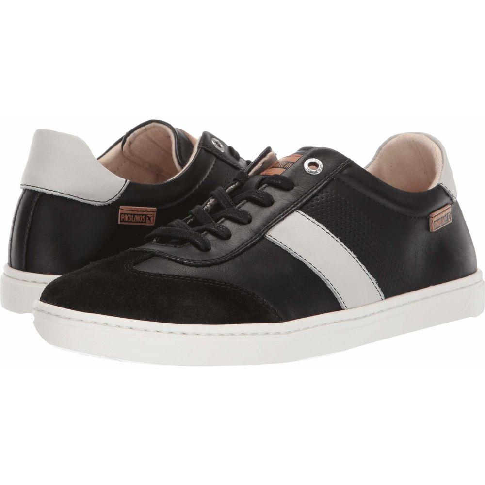 ピコリノス Pikolinos メンズ スニーカー シューズ・靴【Belfort M8K-6248】Black