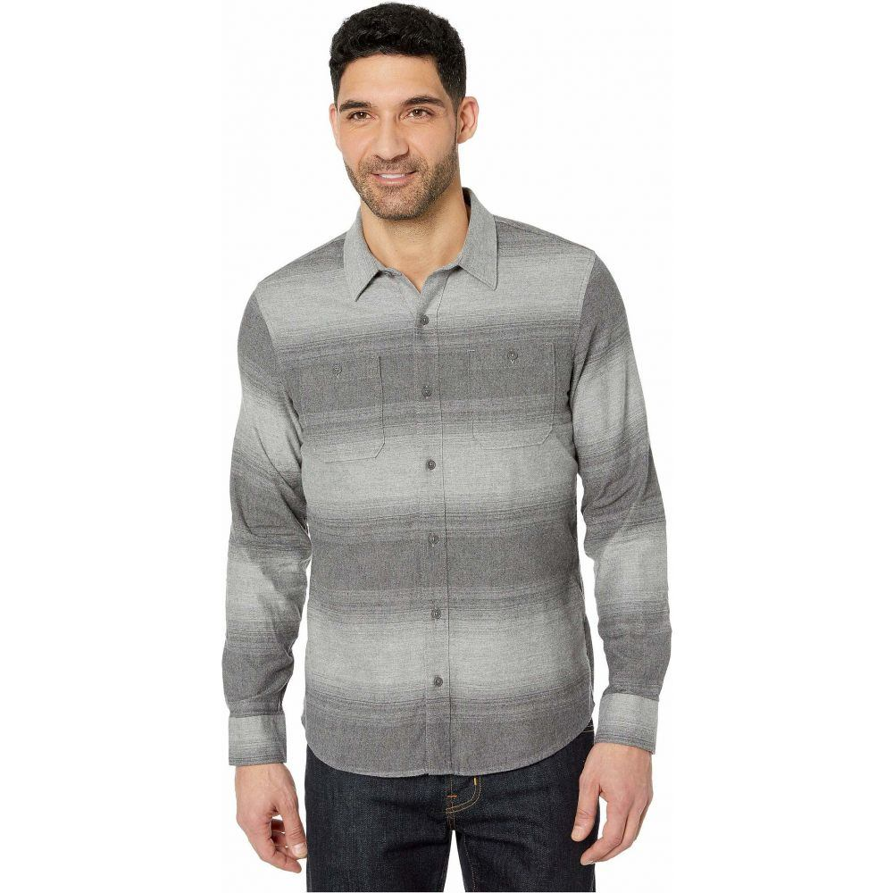 トラビスマシュー TravisMathew メンズ シャツ トップス【Rya Eddie Button Up Shirt】Quiet Shade