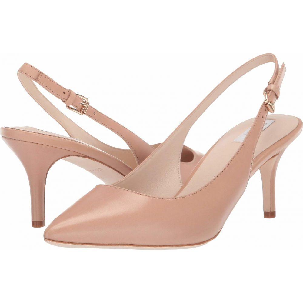 コールハーン Cole Haan レディース パンプス シューズ・靴【65 mm Vesta Slingback】Nude Leather