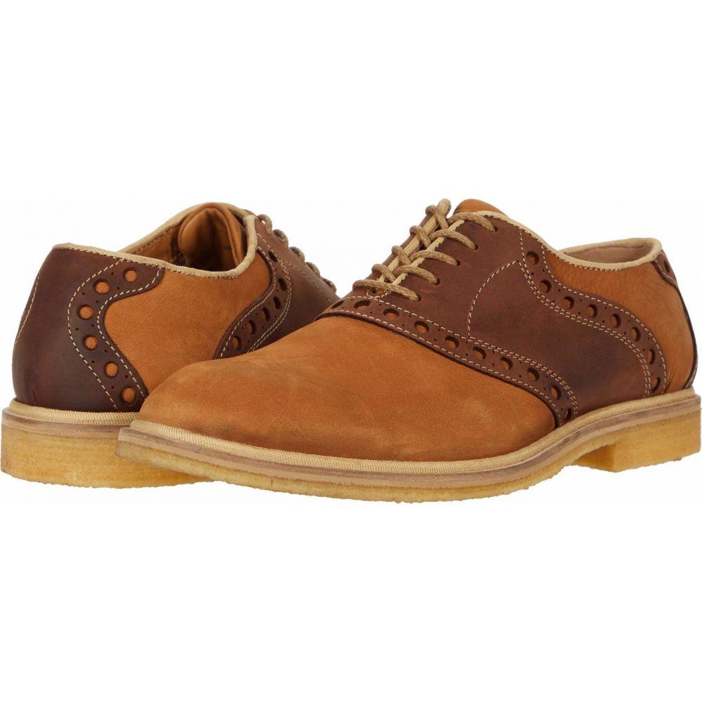 ジョンストン&マーフィー Johnston & Murphy メンズ 革靴・ビジネスシューズ シューズ・靴【Wagner Saddle】Chestnut