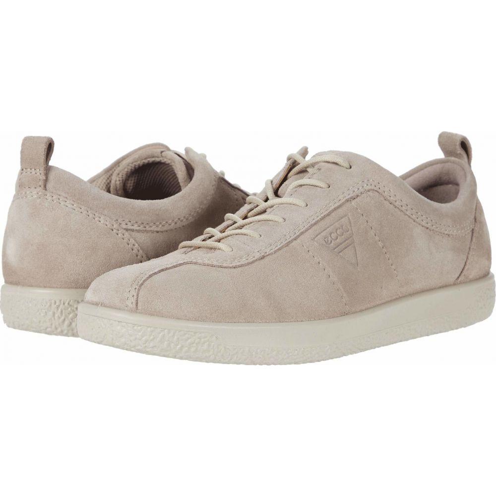 エコー ECCO レディース スニーカー シューズ・靴【Soft 1 Sneaker】Grey Rose