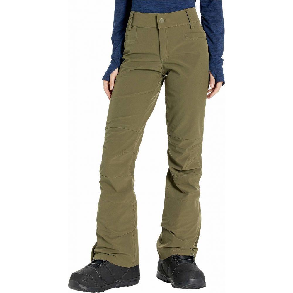 ロキシー Roxy レディース スキー・スノーボード ボトムス・パンツ【Creek Snow Pants】Ivy Green