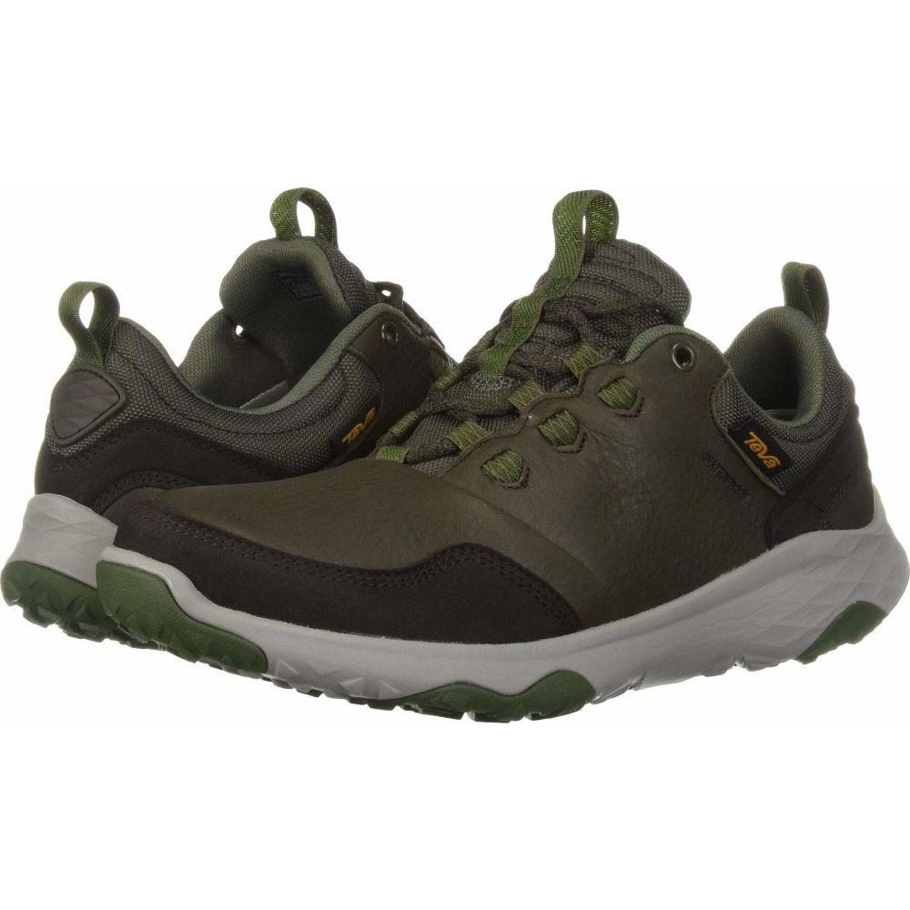 テバ Teva メンズ ハイキング・登山 シューズ・靴【Arrowood 2 WP】Black Olive