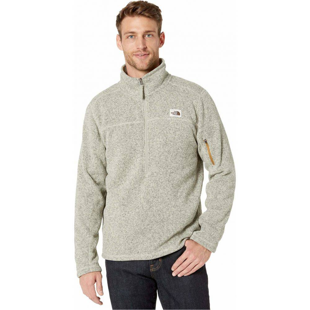 ザ ノースフェイス The North Face メンズ フリース トップス【Gordon Lyons 1/4 Zip】Granite Bluff Tan Heather