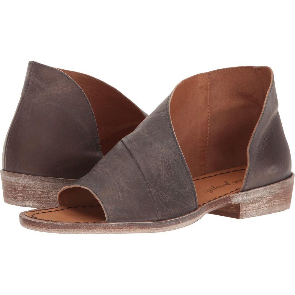フリーピープル Free People レディース サンダル・ミュール シューズ・靴【Mont Blanc Sandal】Dark Grey