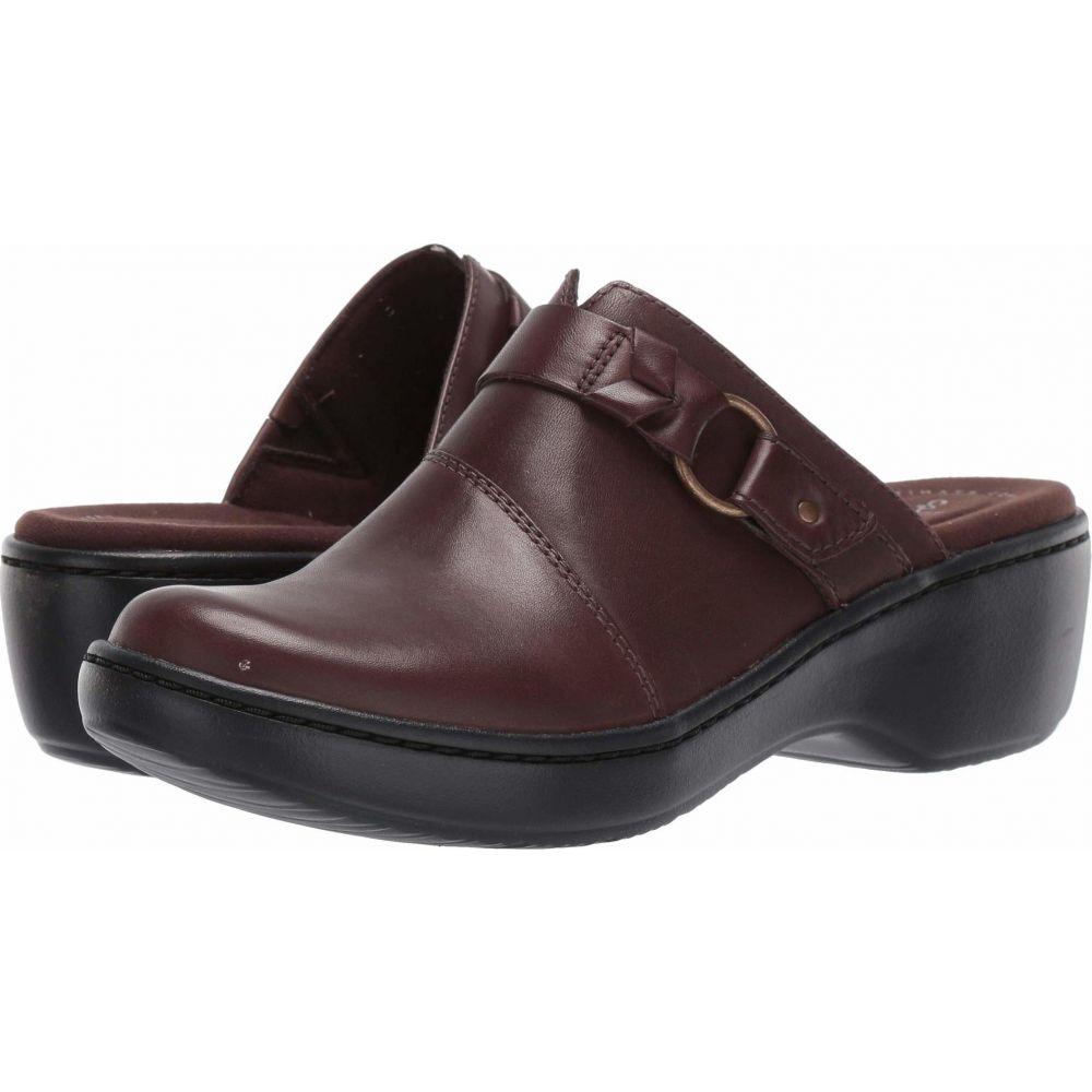 クラークス Clarks レディース シューズ・靴 【Delana Misty】Dark Brown Leather