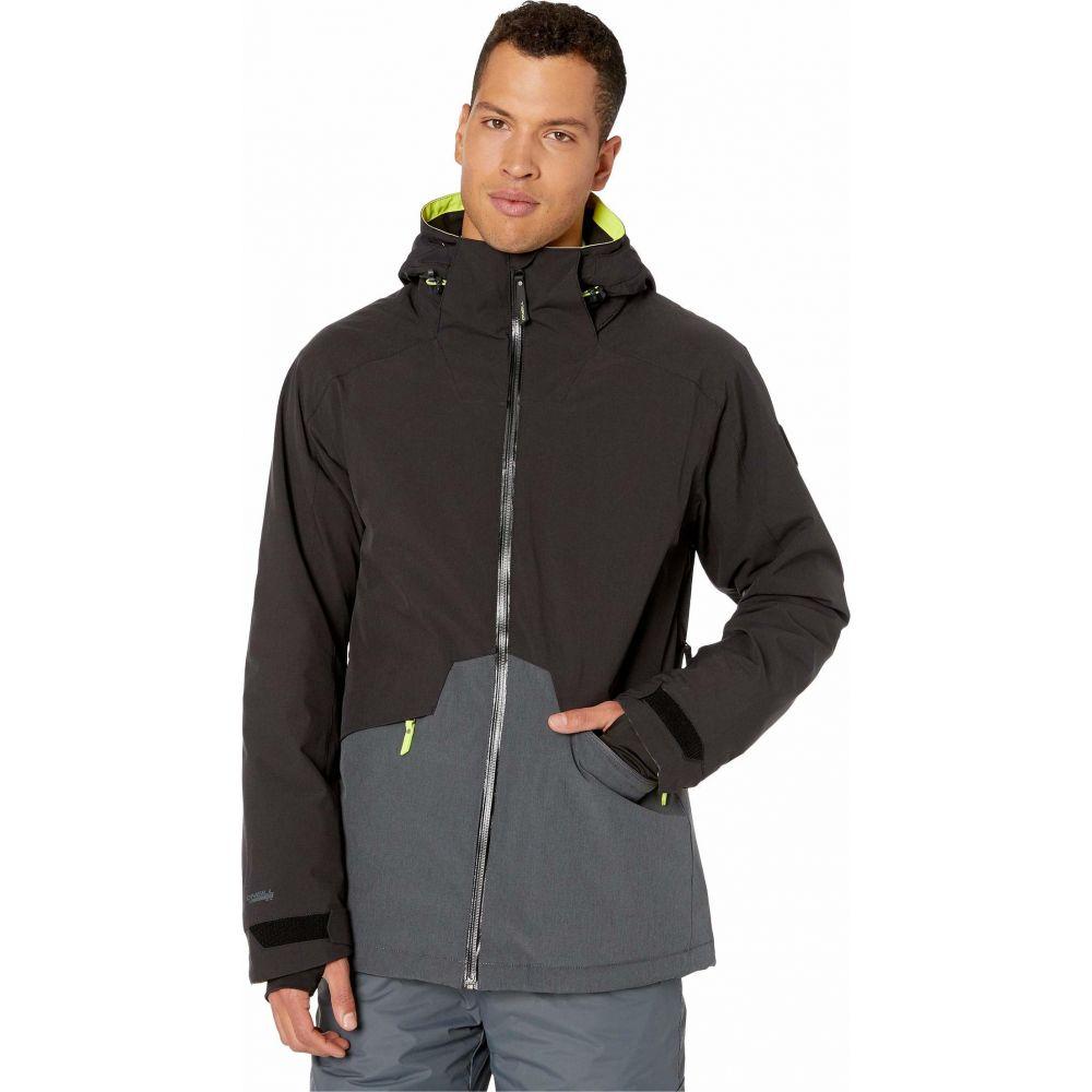 オニール O'Neill メンズ スキー・スノーボード ジャケット アウター【Quartzite Jacket】Black Out