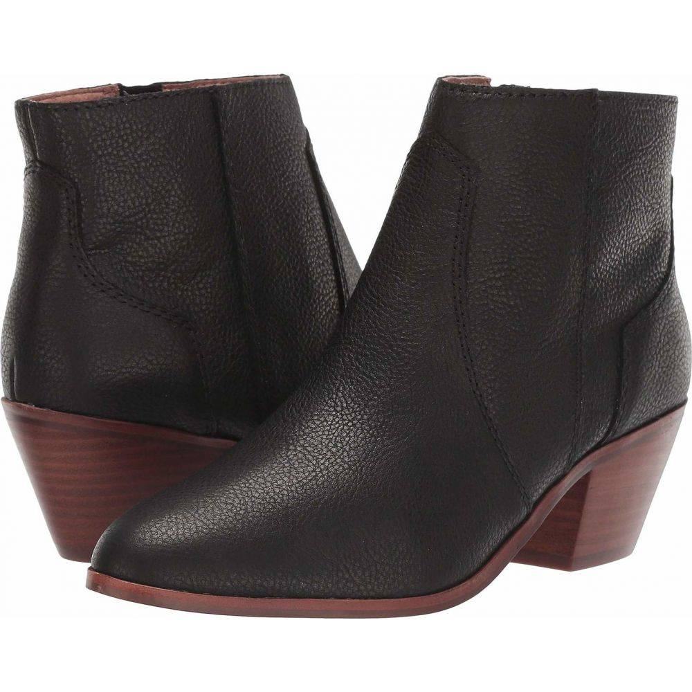メイドウェル Madewell レディース ブーツ ウエスタンブーツ シューズ・靴【Gordon Western Boot】True Black