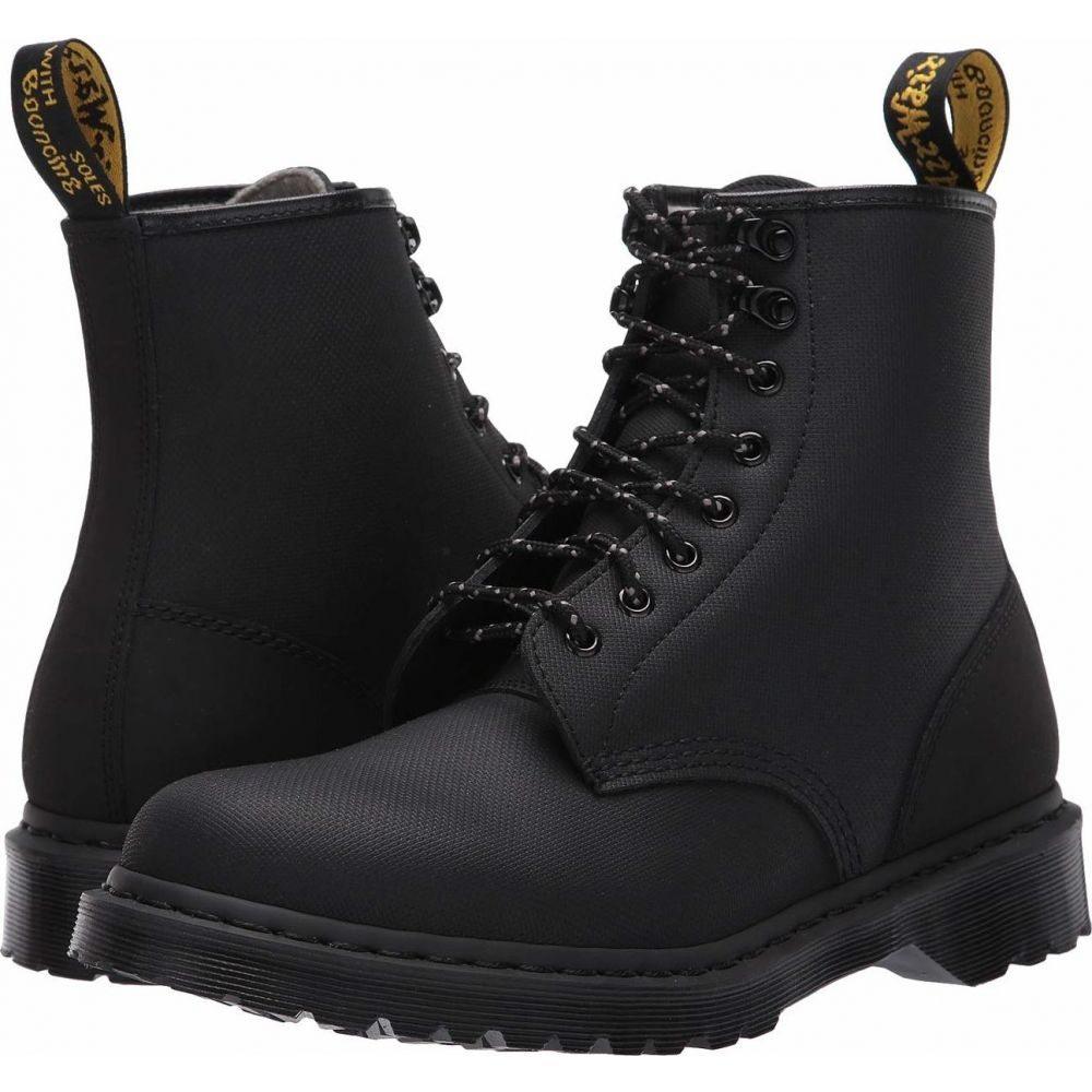 ドクターマーチン Dr. Martens レディース ブーツ シューズ・靴【1460 Core】Black Nubuck Lamper
