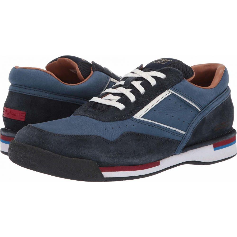ロックポート Rockport メンズ スニーカー シューズ・靴【Prowalker 7100 LTD】Navy Nubuck Suede