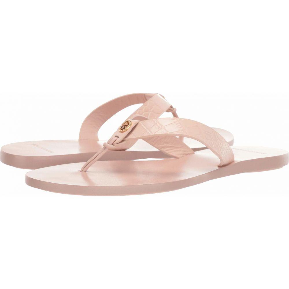 トリー バーチ Tory Burch レディース ビーチサンダル トングサンダル シューズ・靴【Manon Thong Sandal】Seashell Pink