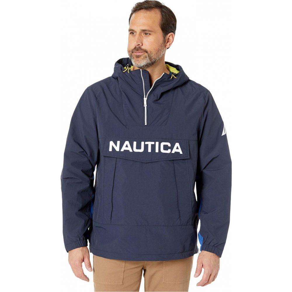 ノーティカ Nautica メンズ アウター 【Hooded Outerwear】Blue