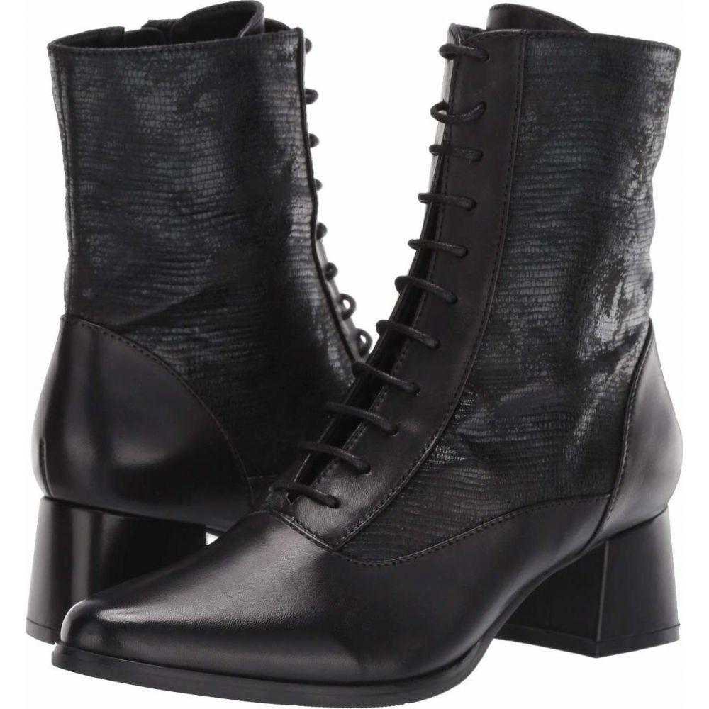 スプリングステップ Spring Step レディース ブーツ シューズ・靴【Sammy】Black