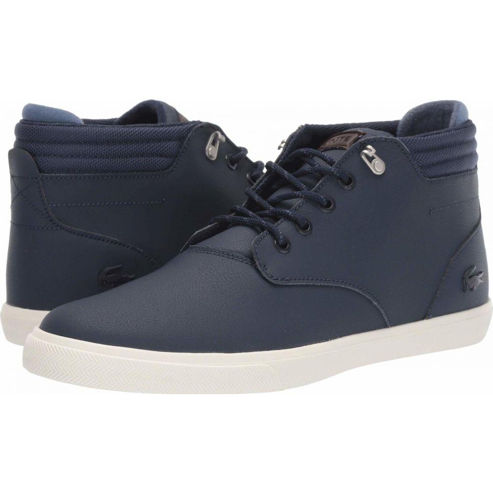ラコステ Lacoste メンズ シューズ・靴 【Esparre Winter C 319 1】Navy/Dark Blue