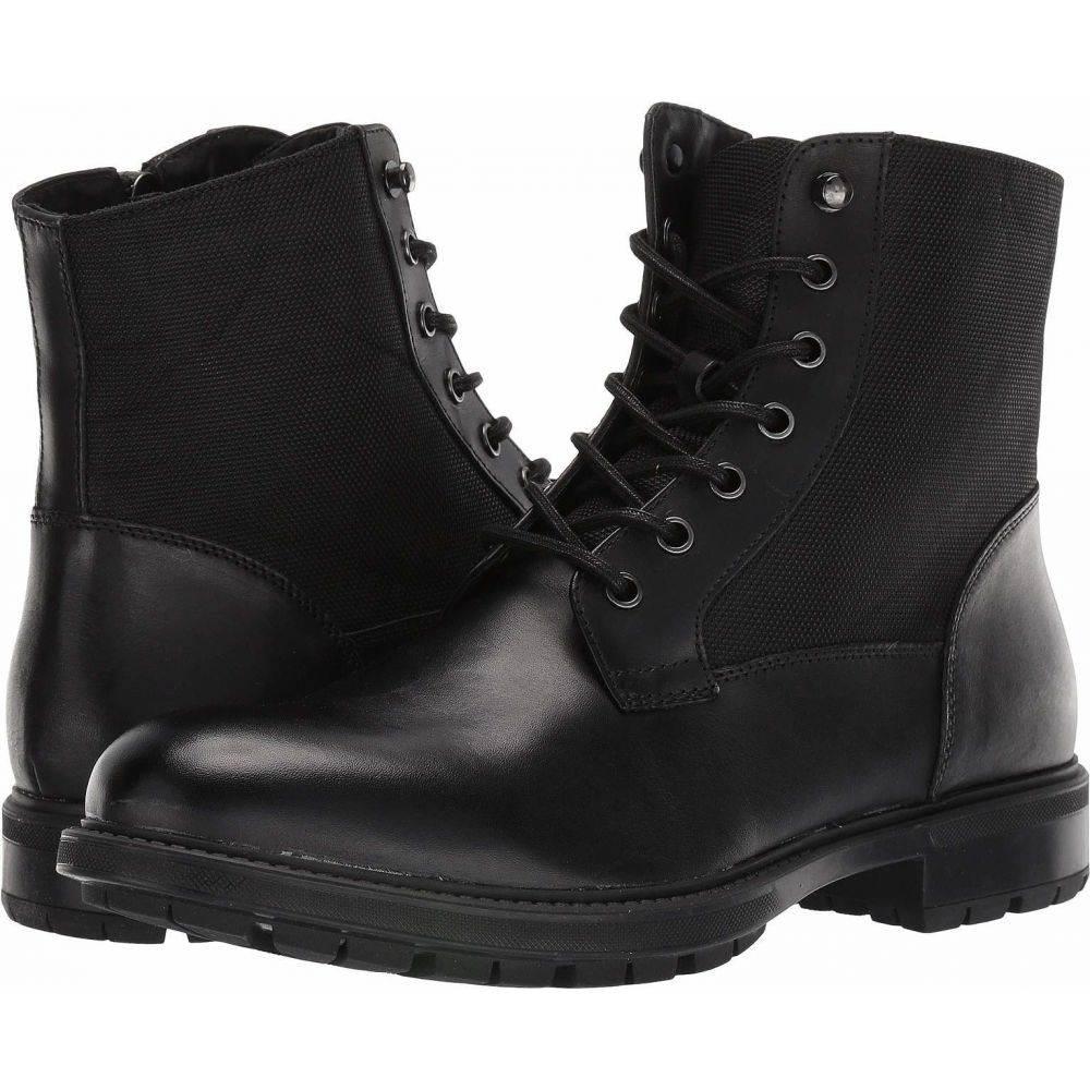 スティーブ マデン Steve Madden メンズ ブーツ シューズ・靴【Self Made Chuck】Black Leather