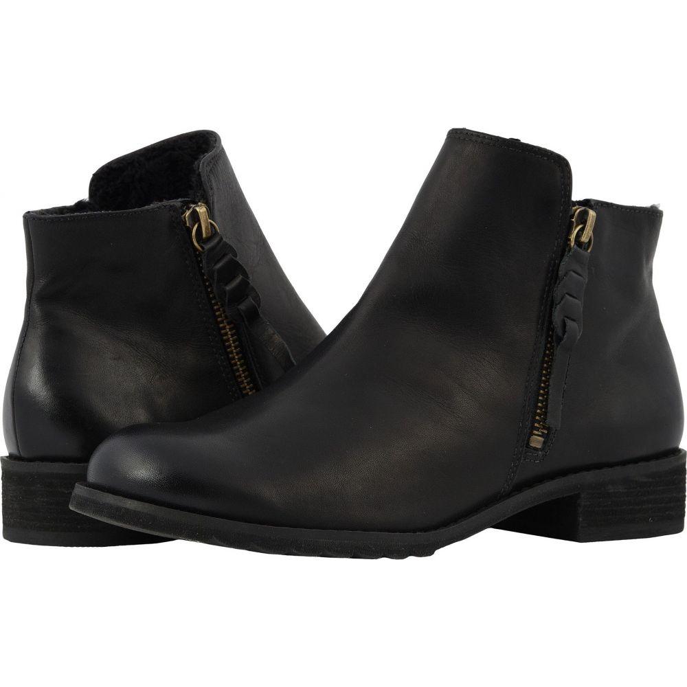 ウォーキング クレードル Walking Cradles レディース ブーツ シューズ・靴【Kason】Black Rustic Leather