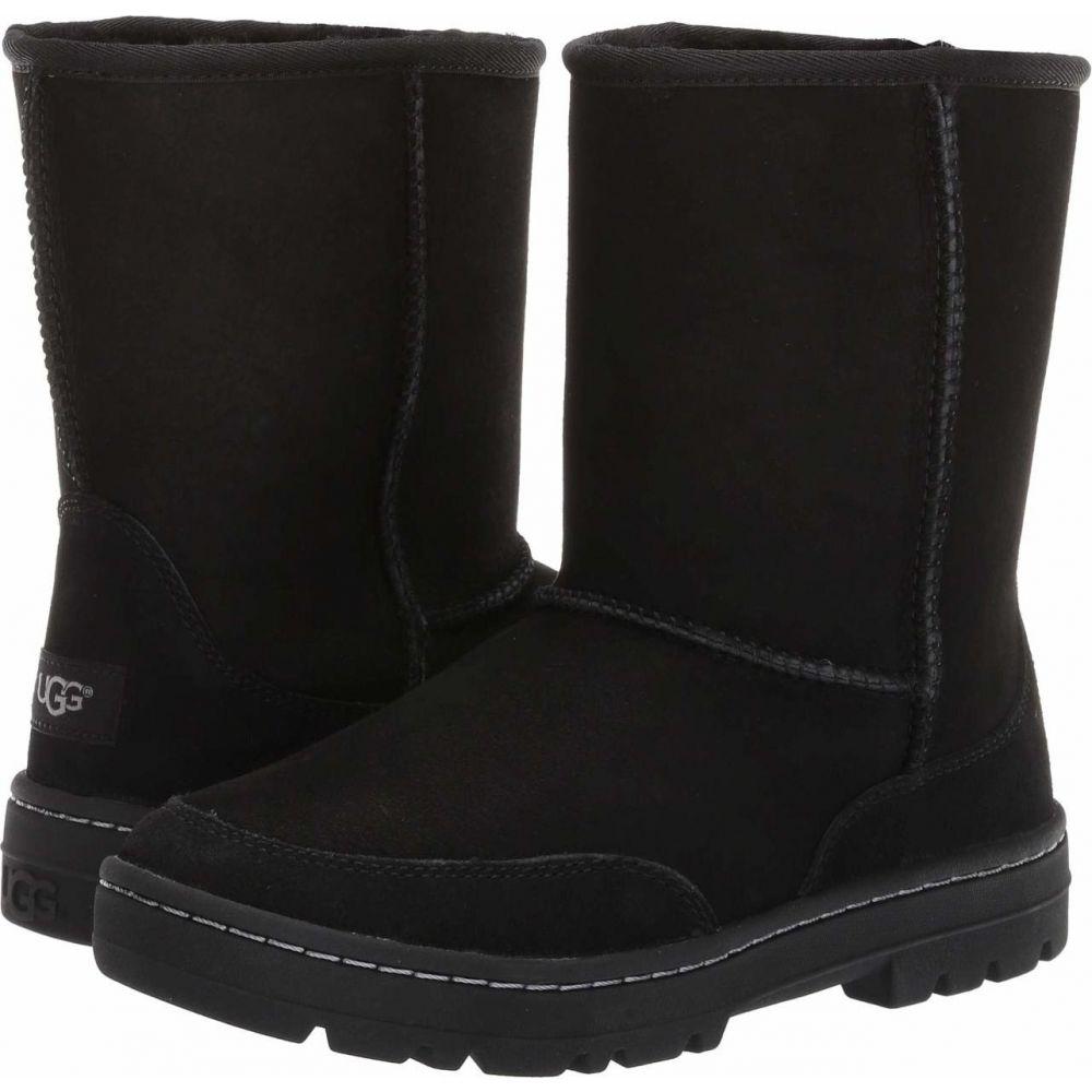 アグ UGG レディース ブーツ シューズ・靴【Ultra Short Revival】Black