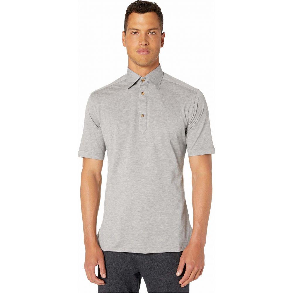 イートン Eton メンズ ポロシャツ トップス【Classic Polo】Grey
