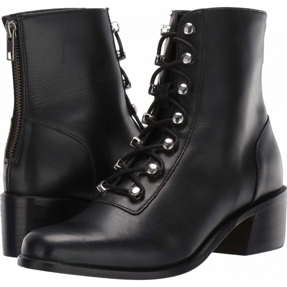 フリーピープル Free People レディース ブーツ レースアップ シューズ・靴【Eberly Lace-Up Boot】Black