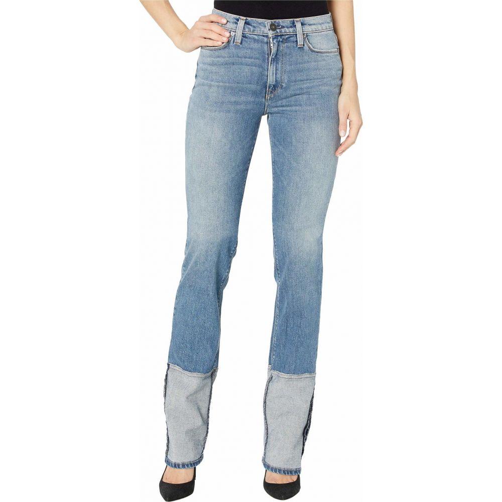 ハドソンジーンズ Hudson Jeans レディース ジーンズ・デニム ボトムス・パンツ【Holly High-Waist Straight in Mimic】Mimic
