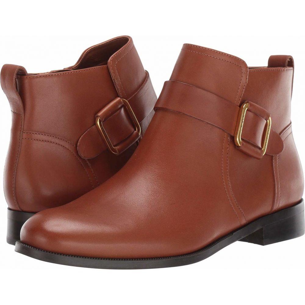 ラルフ ローレン LAUREN Ralph Lauren レディース ブーツ シューズ・靴【Banbury】Deep Saddle Tan