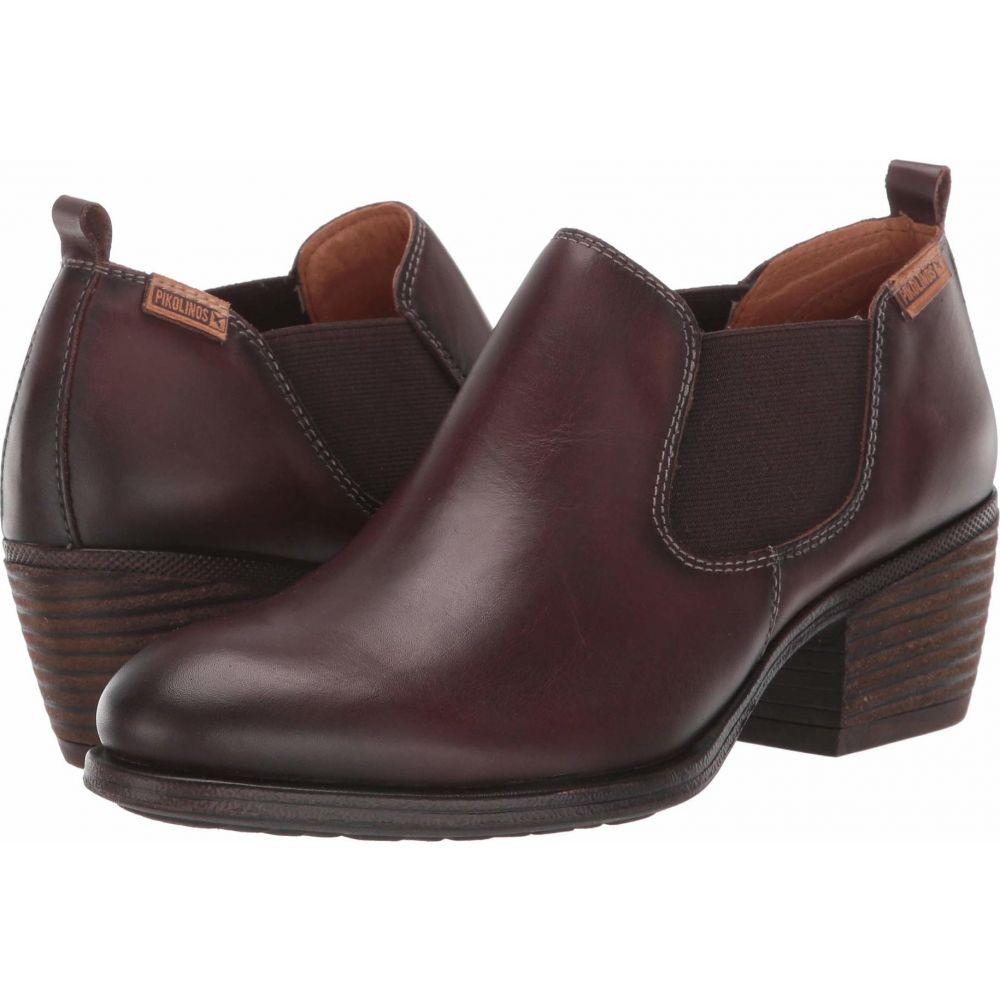 ピコリノス Pikolinos レディース ブーツ シューズ・靴【Baqueira W9M-5744ST】Olmo