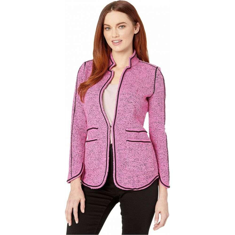 ニックゾー NIC+ZOE レディース スーツ・ジャケット アウター【Power Play Jacket】Pure Pink