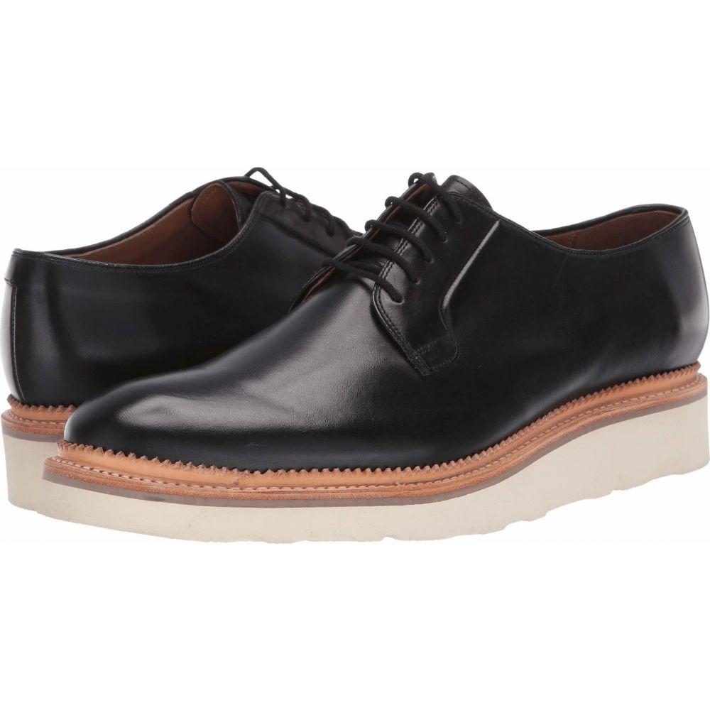 ボストニアン Bostonian メンズ 革靴・ビジネスシューズ ウェッジソール シューズ・靴【Rhodes Wedge】Black Leather