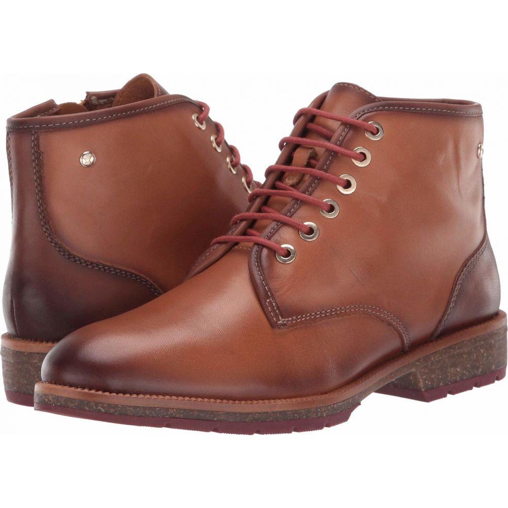 ピコリノス Pikolinos レディース ブーツ シューズ・靴【Caravaca W2U-8515C1】Brandy