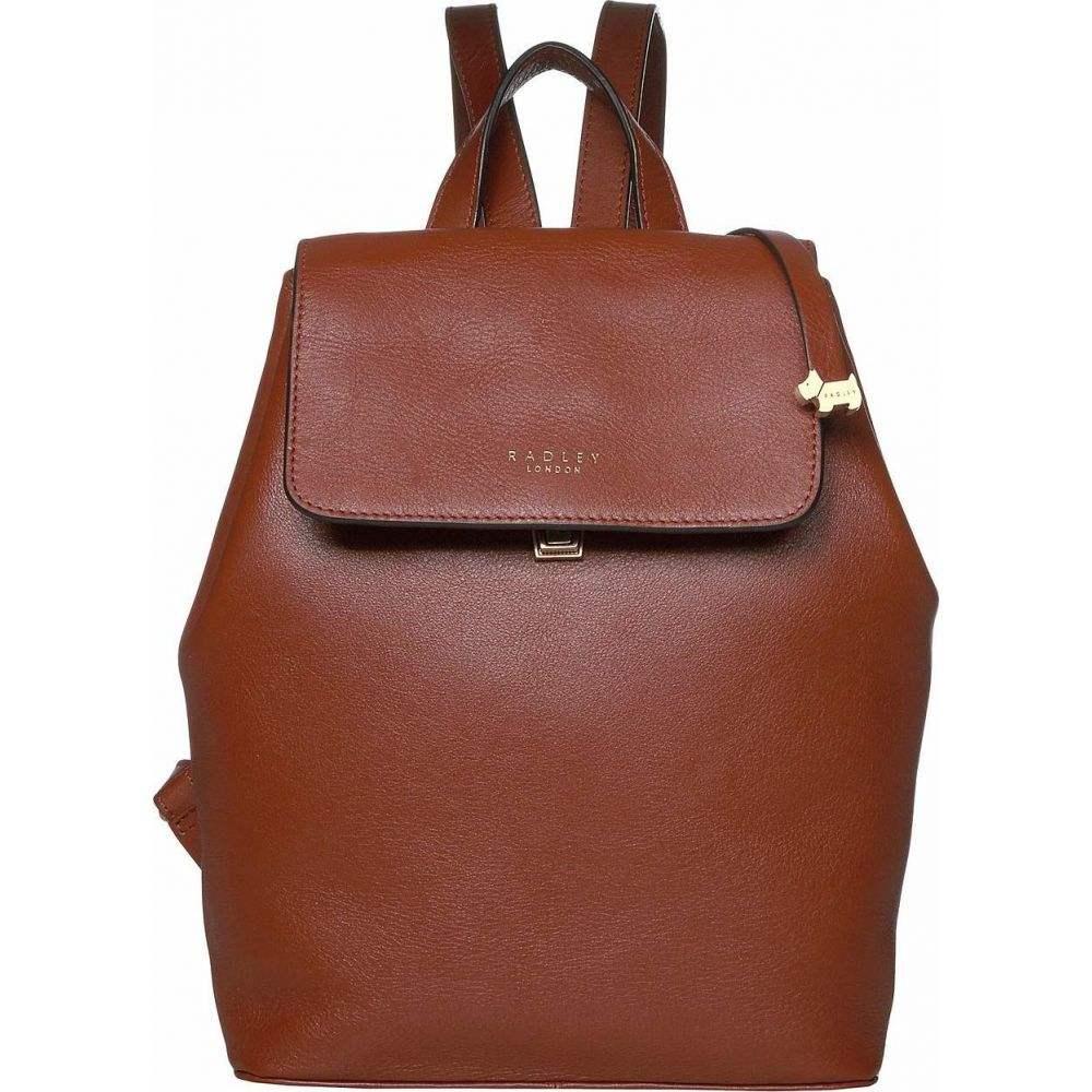 ラドリー ロンドン Radley London レディース バックパック・リュック バッグ【Sandler Street - Medium Flapover Backpack】Chestnut