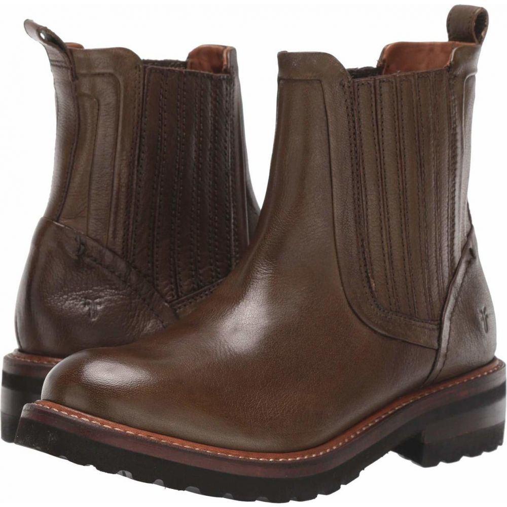 フライ Frye レディース ブーツ シューズ・靴 Ella Moto Chelsea RosemaryFTK1Jcl