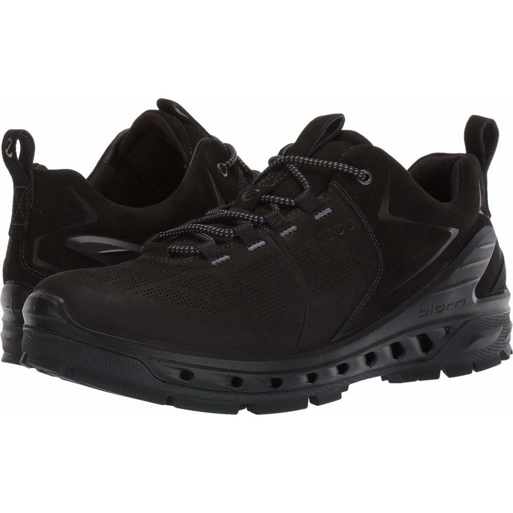 評価 エコー 販売 メンズ ハイキング 登山 シューズ 靴 Black サイズ交換無料 Low ECCO GTX Sport Venture TR Biom