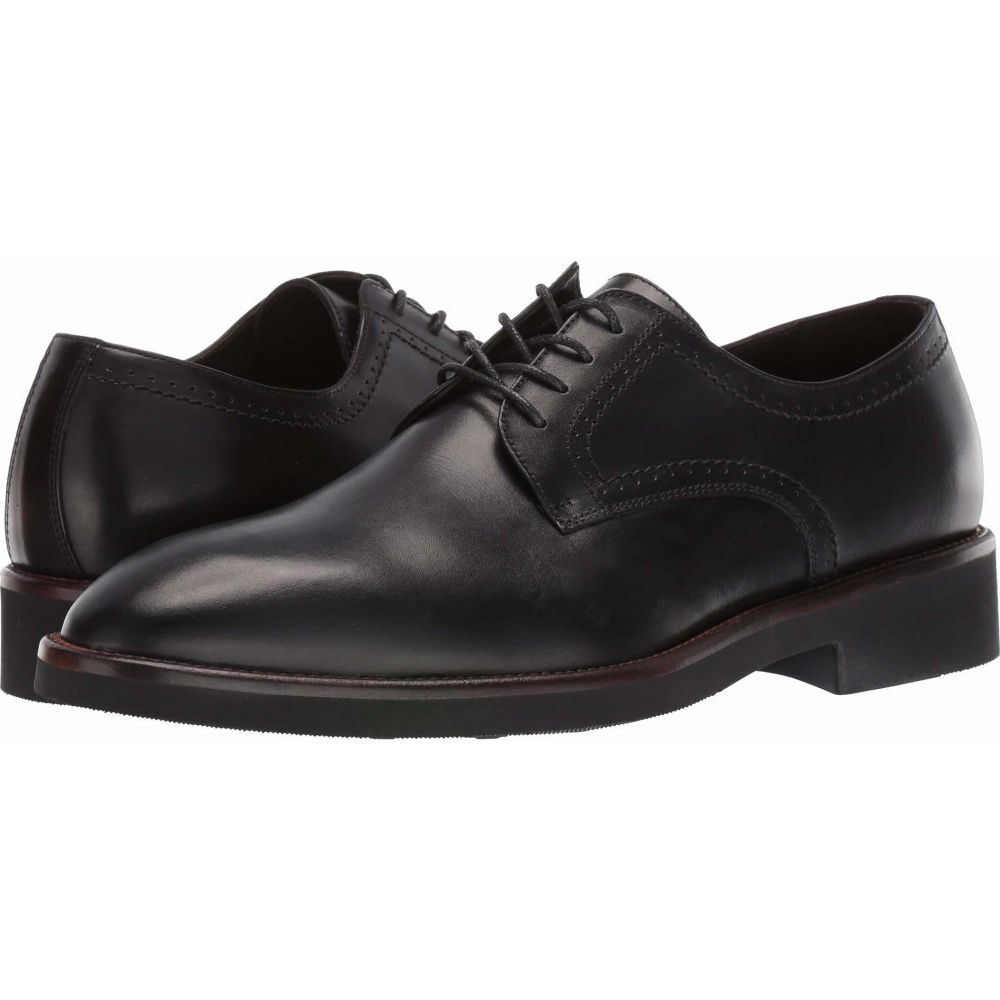 ジョンストンアンドマーフィー J&M Collection メンズ 革靴・ビジネスシューズ シューズ・靴【Ridgeland Plain Toe】Black