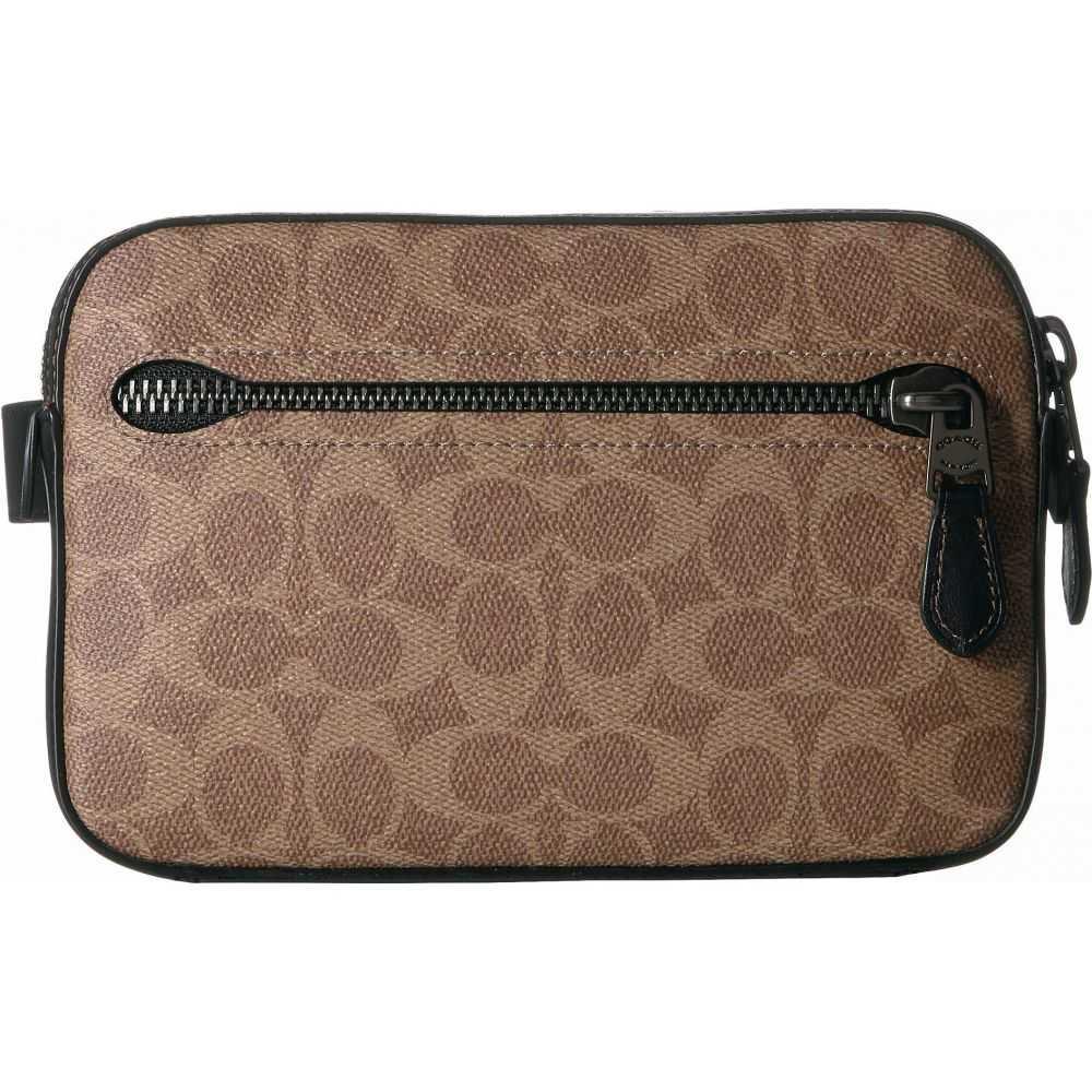 コーチ COACH メンズ ボディバッグ・ウエストポーチ バッグ【Modern Business Belt Bag】JI/Khaki