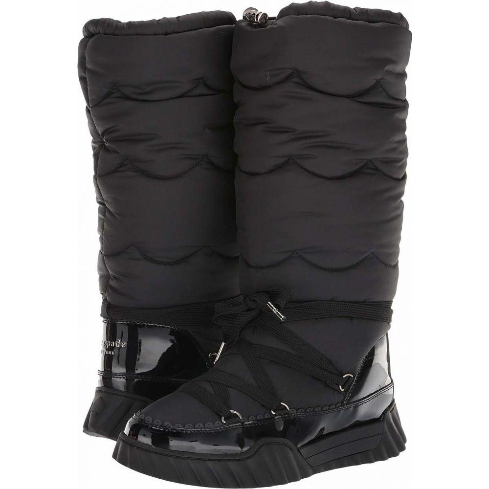 ケイト スペード Kate Spade New York レディース ブーツ シューズ・靴【Flurry】Black