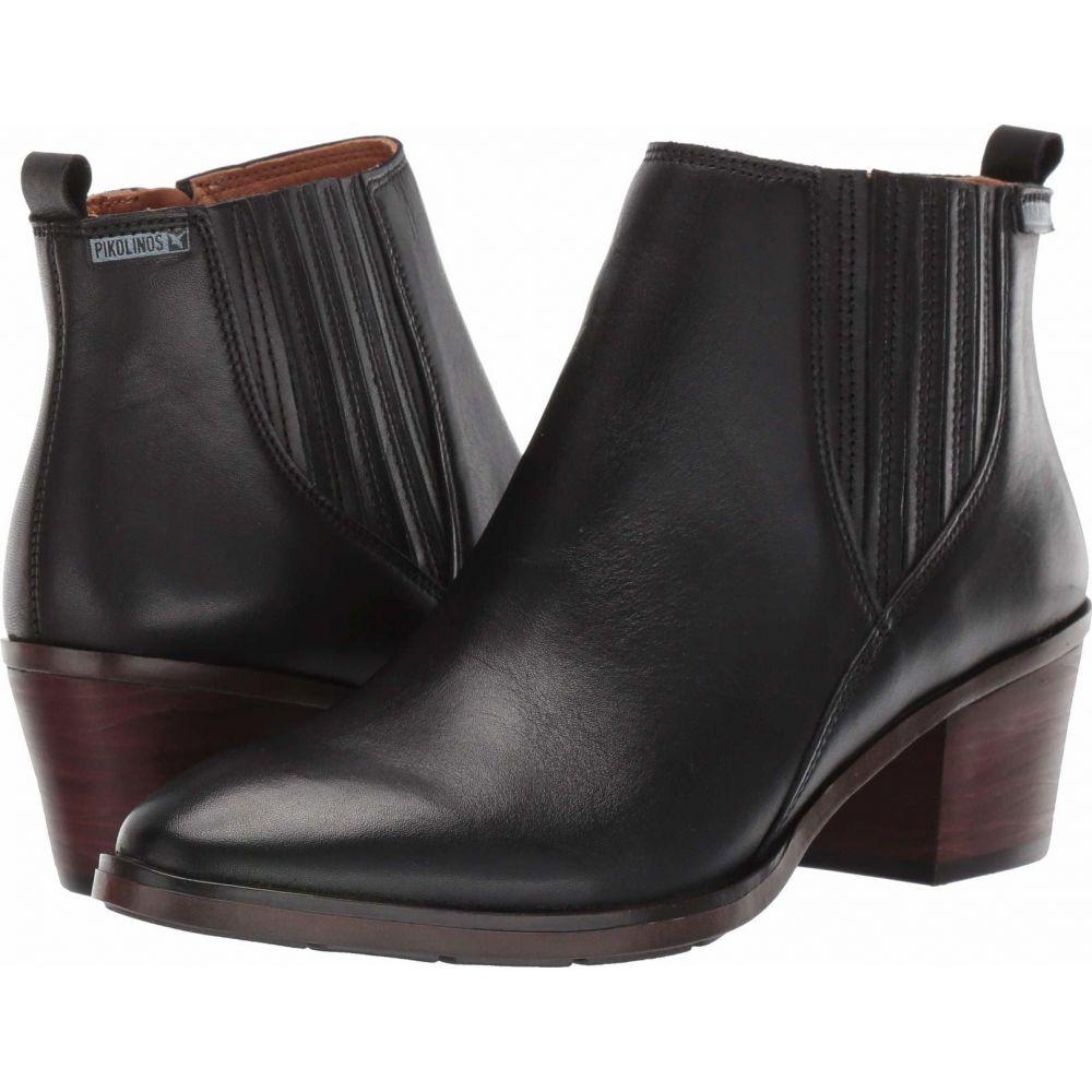 ピコリノス Pikolinos レディース ブーツ シューズ・靴【Huelma W2Z-8964】Black