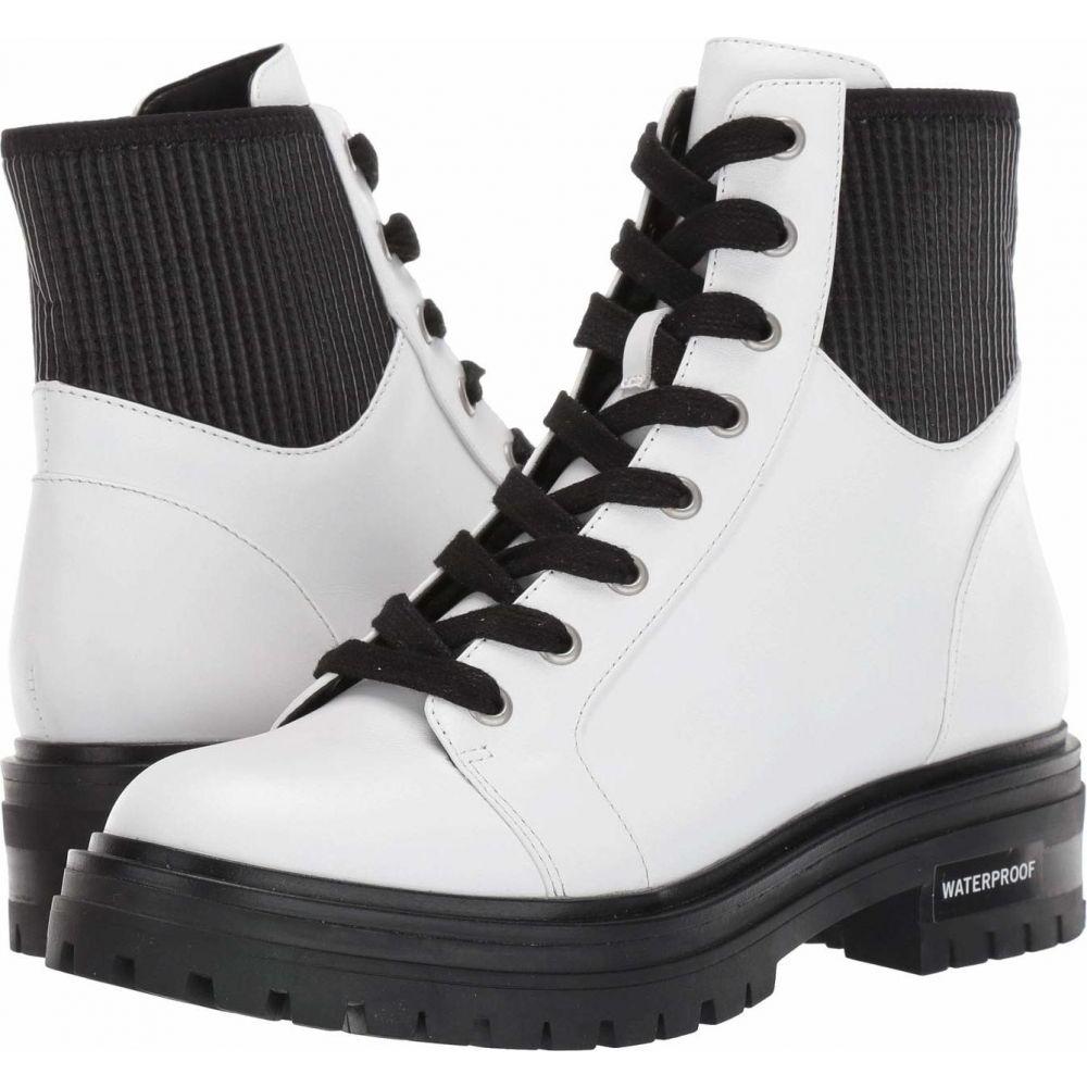 ケネス コール Kenneth Cole New York レディース ブーツ レースアップ シューズ・靴【Rhode Lace-Up Boot WP】White