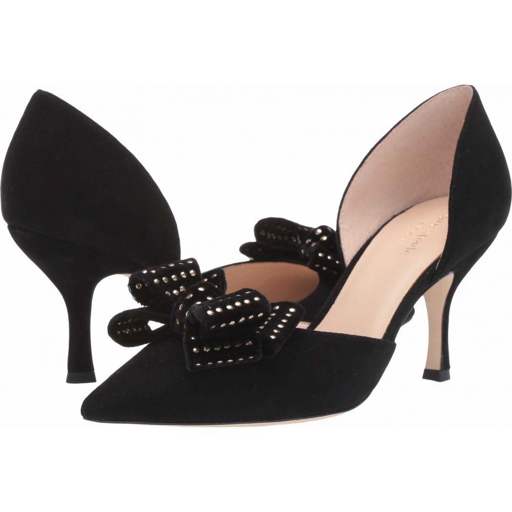 ケイト スペード Kate Spade New York レディース パンプス シューズ・靴【Sterling】Black Suede