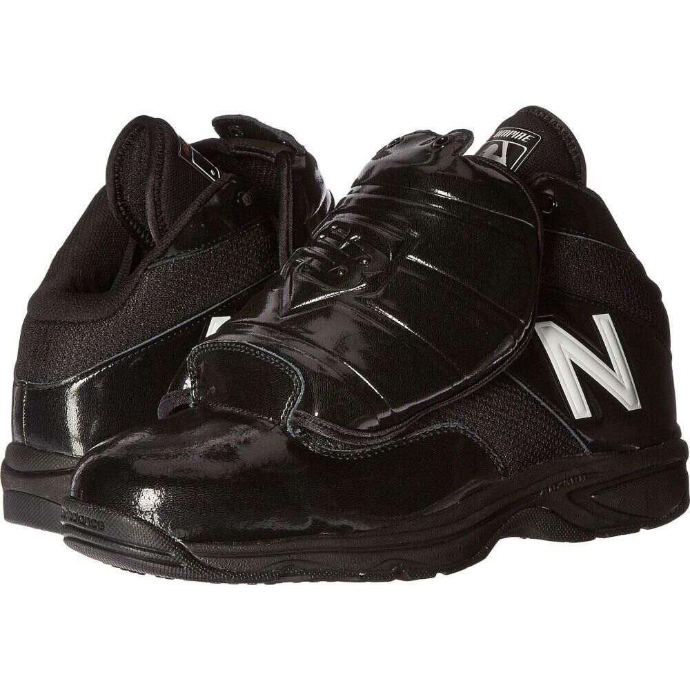 ニューバランス New Balance メンズ 野球 シューズ・靴【MU460v3】Black/White