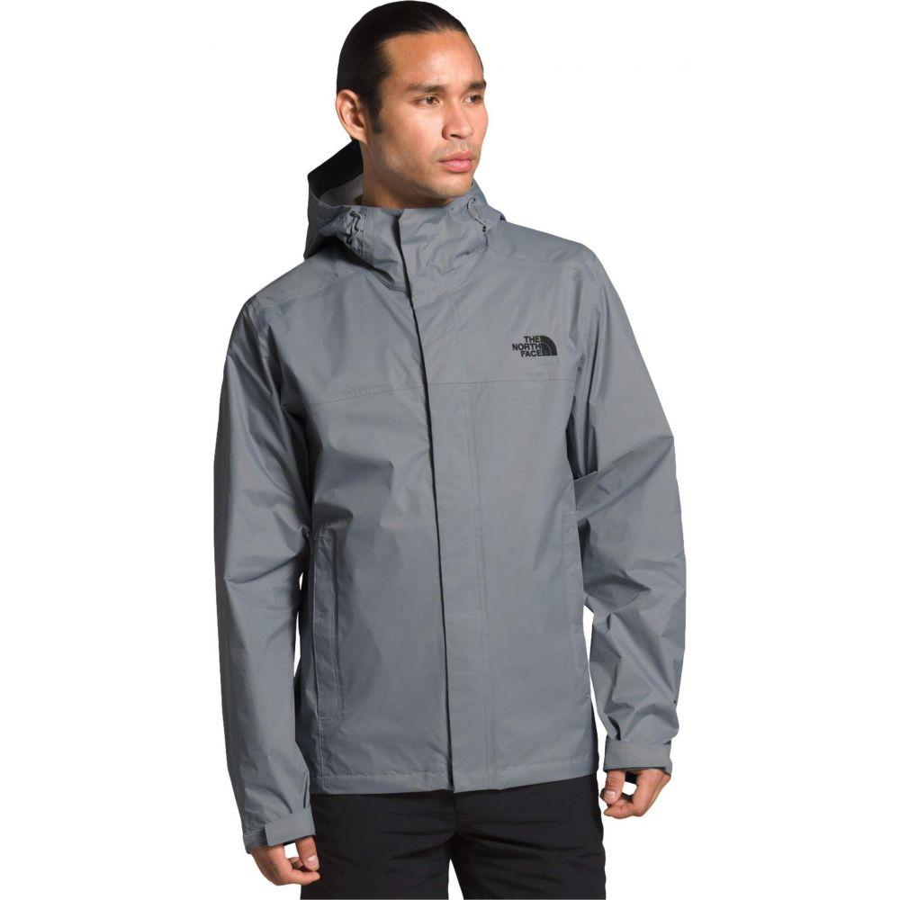 ザ ノースフェイス The North Face メンズ ジャケット アウター【Venture 2 Jacket】Mid Grey/Mid Grey/TNF Black