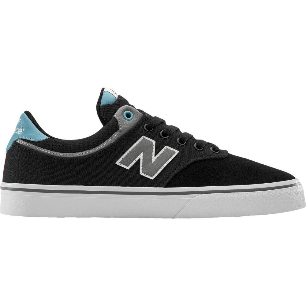 ニューバランス New Balance Numeric レディース スニーカー シューズ・靴【NM255】Black/Blue