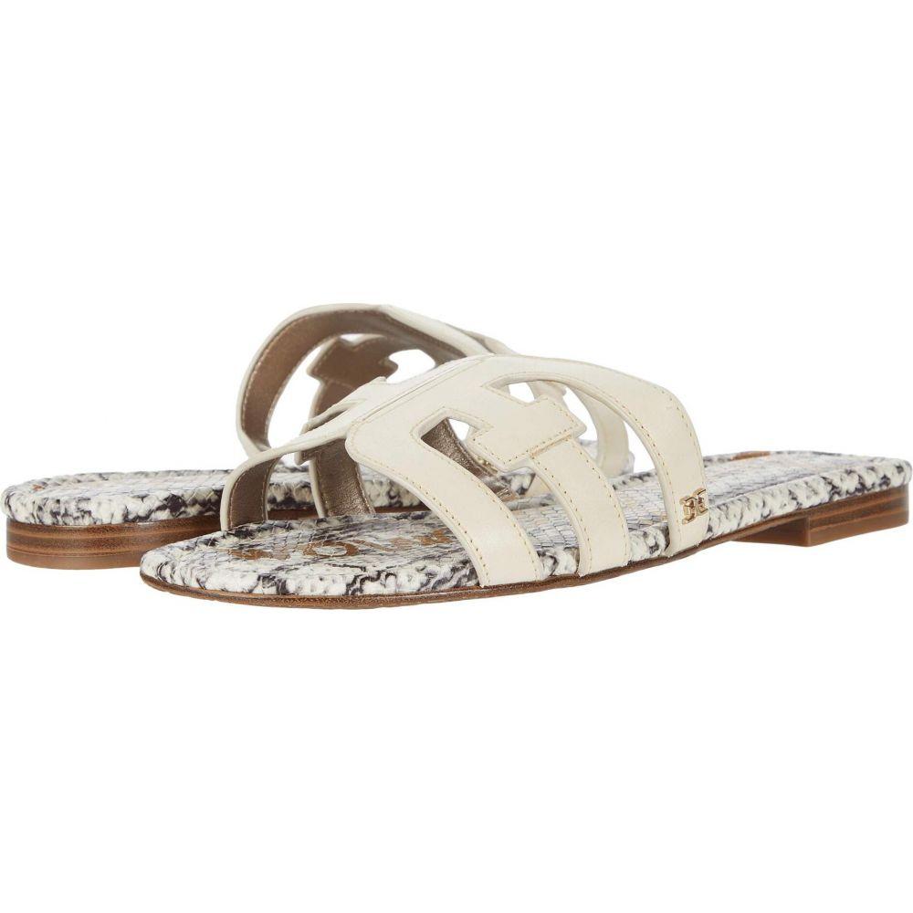サム エデルマン Sam Edelman レディース サンダル・ミュール シューズ・靴【Bay】Modern Ivory Geneva Calf Leather