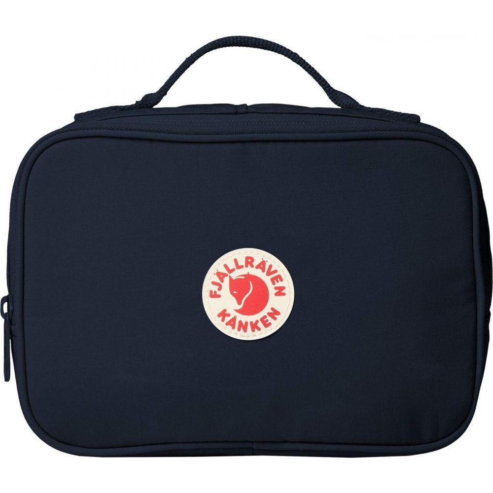 フェールラーベン Fjallraven レディース ポーチ トイレタリーバッグ【Kanken Toiletry Bag】Navy
