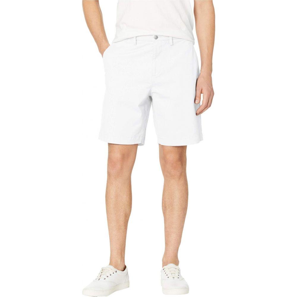ラコステ Lacoste メンズ ショートパンツ ボトムス・パンツ【Stretch Regular Fit Bermudas】White